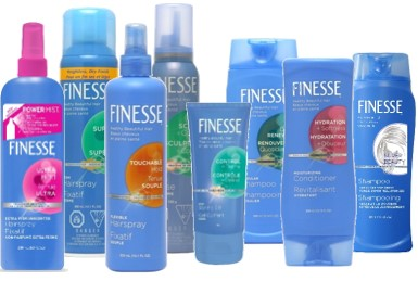 New from Finesse® is Color Protection Shampoo and Conditioner with Keratin Protein!